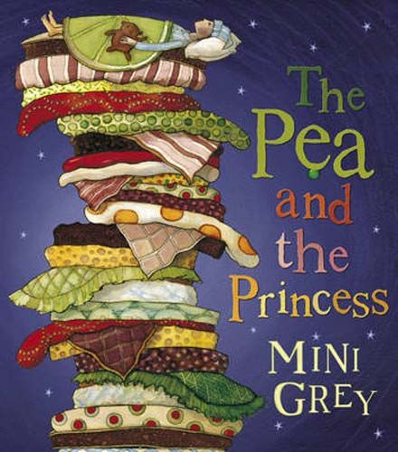 The Pea and The Princess - Pack of 6 Badger Learning