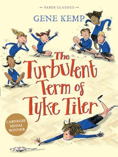 The Turbulent Term of Tyke Tiler - Pack of 6 Badger Learning
