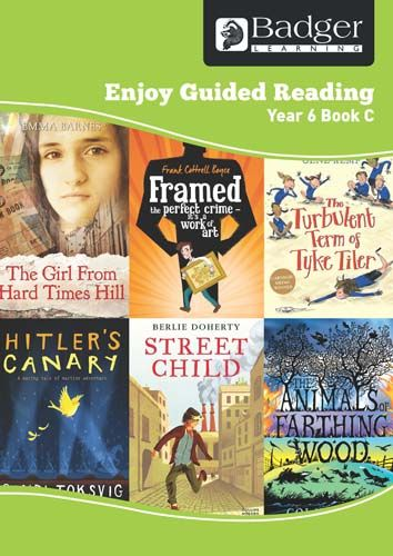 Enjoy Guided Reading Year 6 Book C Teacher Book & CD Badger Learning
