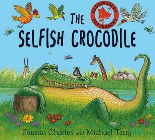 The Selfish Crocodile - Pack of 6 Badger Learning