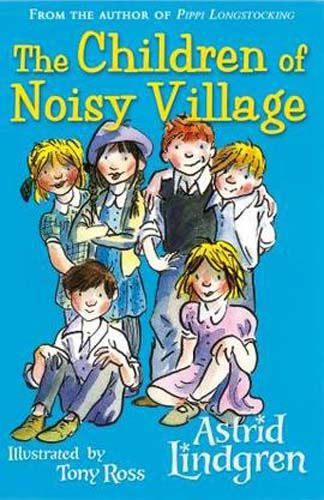 The Children of Noisy Village - Pack of 6 Badger Learning
