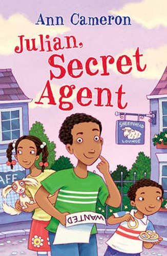 Julian, Secret Agent - Pack of 6 Badger Learning