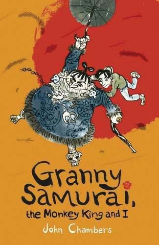 Granny Samurai: The Monkey King and I - Pack of 6 Badger Learning