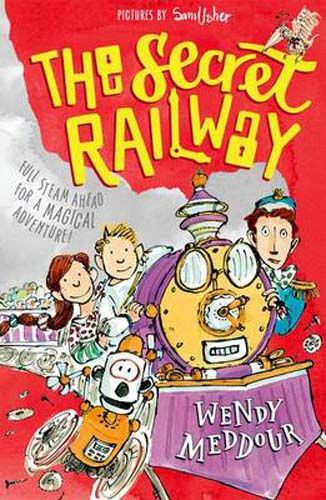 The Secret Railway - Pack of 6 Badger Learning