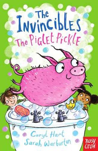 The Invincibles: The Piglet Pickle - Pack of 6 Badger Learning