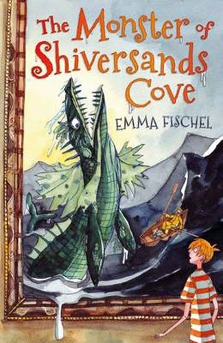 The Monster of Shiversands Cove - Pack of 6 Badger Learning