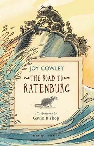 The Road to Ratenburg - Pack of 6 Badger Learning