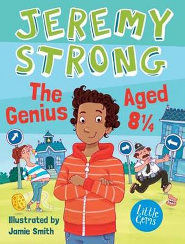 The Genius Aged 8 1/4 - Pack of 6 Badger Learning