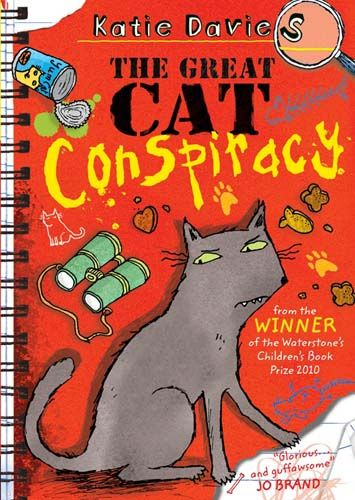 The Great Cat Conspiracy - Pack of 6 Badger Learning