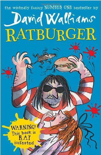 Ratburger - Pack of 6 Badger Learning