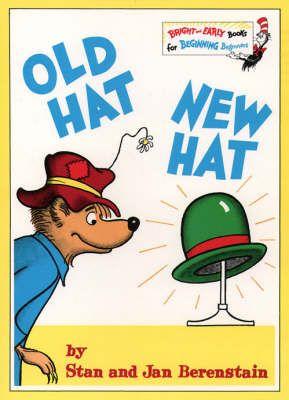 Old Hat New Hat Badger Learning