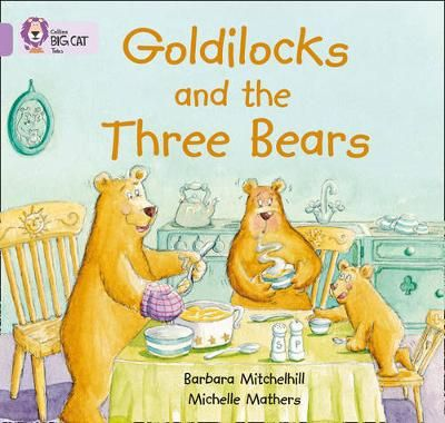 Goldilocks and the Three Bears Badger Learning