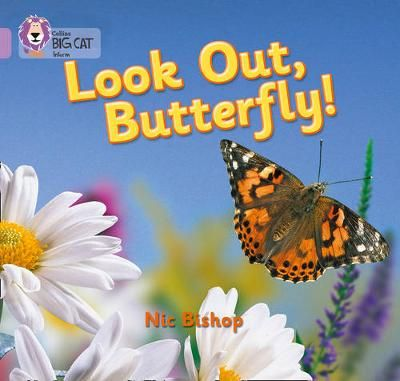 Look Out Butterfly!: Band 00/Lilac Badger Learning