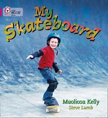 My Skateboard Badger Learning