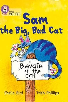 Sam the Big, Bad Cat Badger Learning