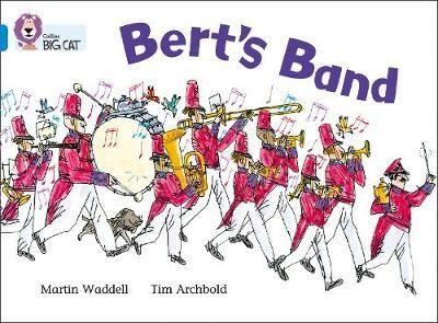 Bert's Band Badger Learning