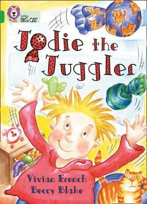 Jodie the Juggler Badger Learning