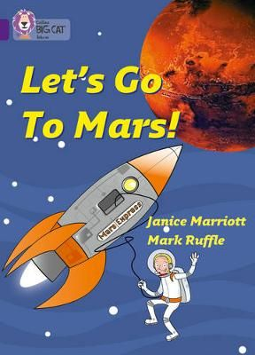 Let's Go to Mars Badger Learning