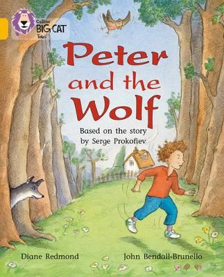 Peter & the Wolf Badger Learning