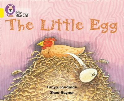 The Little Egg Badger Learning
