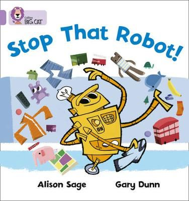 Stop That Robot Badger Learning
