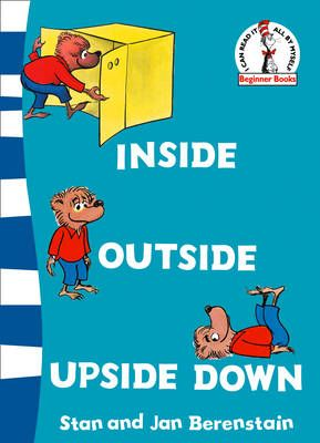 Inside Outside Upside Down Badger Learning