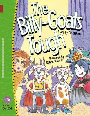 The Billy Goats Tough Badger Learning