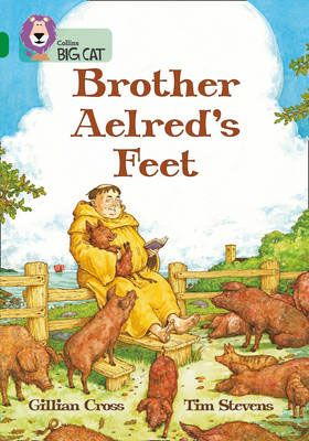 Brother Aelred's Feet Badger Learning
