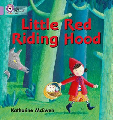 Little Red Riding Hood: Band 00/Lilac Badger Learning