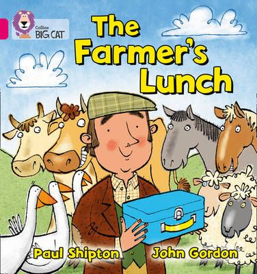 The Farmer's Lunch: Band 01A/Pink A Badger Learning