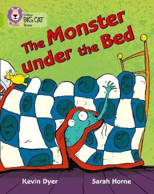The Monster under the Bed Badger Learning