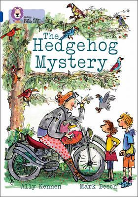 The Hedgehog Mystery Badger Learning