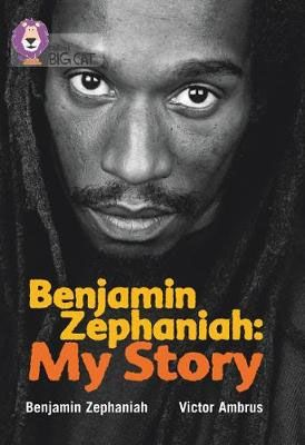 Benjamin Zephaniah: My Story Badger Learning