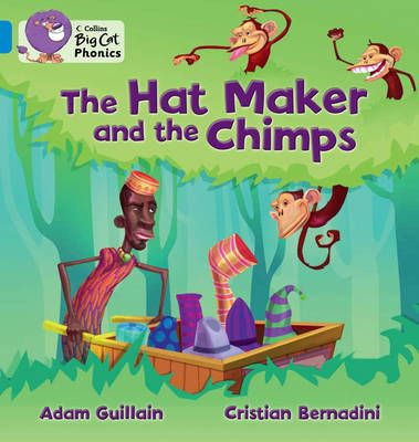 The Hat Maker & the Chimps Badger Learning