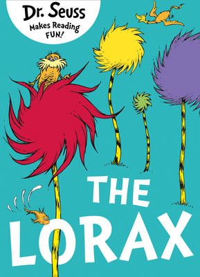 The Lorax Badger Learning