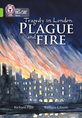 Plague and Fire: Band 11/Lime Badger Learning