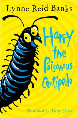 Harry and the Poisonous Centipede Badger Learning