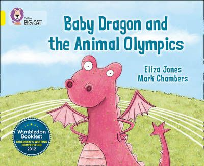 Baby Dragon and the Animal Olympics Badger Learning