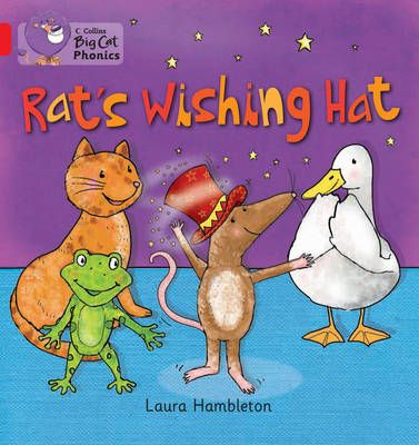 Rat's Wishing Hat Badger Learning