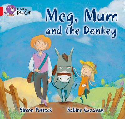 Meg, Mum and the Donkey Badger Learning
