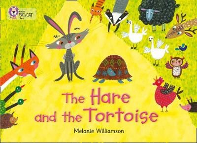The Hare & the Tortoise Badger Learning