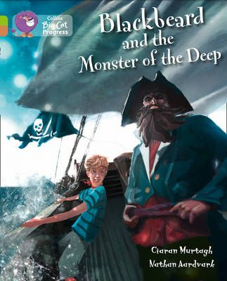 Blackbeard & the Monster of the Deep Badger Learning