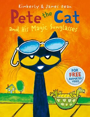 Pete the Cat and His Magic Sunglasses Badger Learning