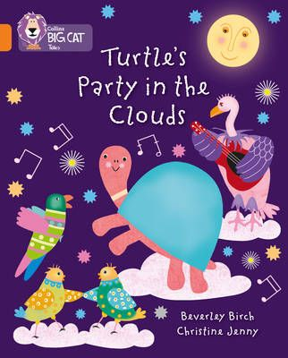 Turtles Party In The Clouds Badger Learning