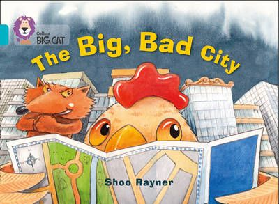 The Big, Bad City Badger Learning