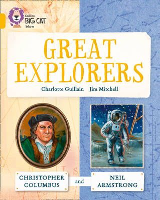 Great Explorers: Christopher Columbus & Neil Armstrong Badger Learning