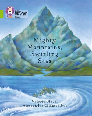 Mighty Mountains, Swirling Seas Badger Learning