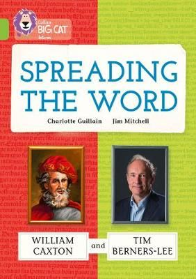 William Caxton & Tim Berners-Lee Badger Learning