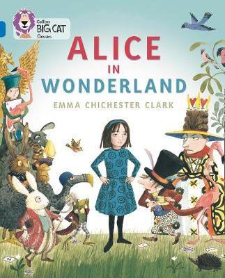 Alice in Wonderland Badger Learning