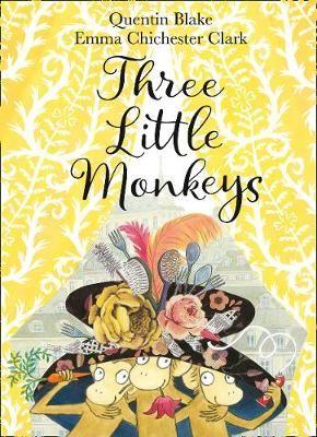 Three Little Monkeys Badger Learning
